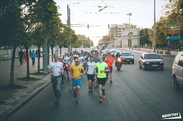 rtw moldova 27 start of the run