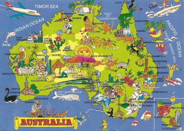 rtw australia 7