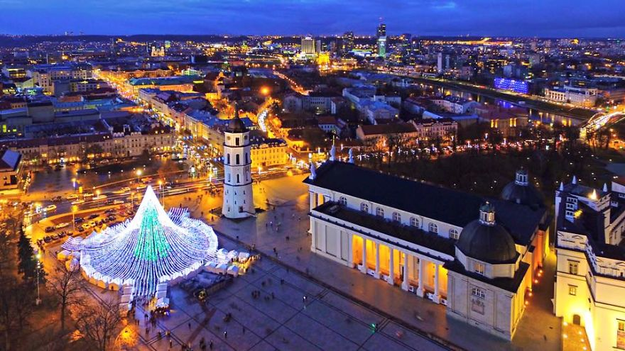 Poland Christmas Tree